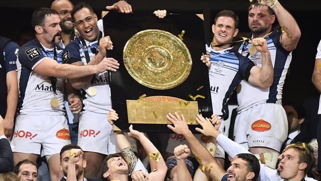 La finale du Top 14 Montpellier-Castres