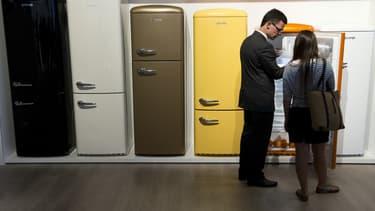 Notamment spécialiste du froid, le fabricant slovène d'électroménager Gorenje passe sous pavillon chinois. (image d'illustration)
