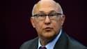 Le ministre de l'Économie et des Finances, Michel Sapin