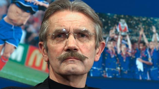 Frédéric Thiriez, président de la LFP