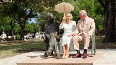 Charles et Camilla à Cuba