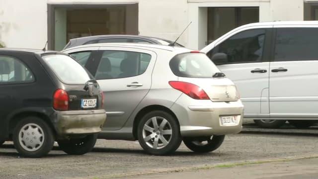 La voiture a été découverte à une soixantaine de kilomètres d'Orvault.