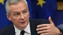 """""""Donc oui ça me met hors de moi parce que je me bats pour une Europe qui protège, pas pour une Europe qui ouvre tout grand son marché à d'autres acteurs qui n'ouvrent pas leur propre marché"""", a lancé Bruno Le Maire"""