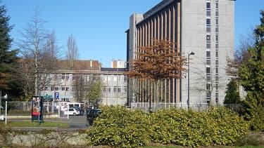 L'hôtel de police de Rennes
