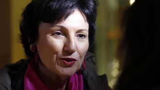 La ministre déléguée chargée de la Famille et proche de Ségolène Royal, le 18 décembre 2012.