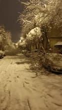Neige à Colmar_2 - Témoins BFMTV