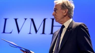 La fortune de Bernard Arnault est estimée à 66,9 milliards d'euros en 2019.