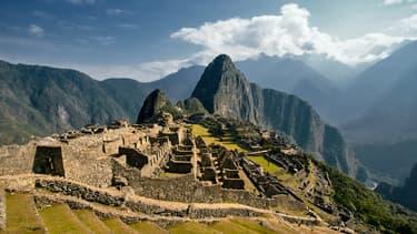 Le site du Machu Picchu au Pérou (Photo d'illustration).