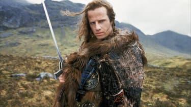 Christophe Lambert dans Highlander