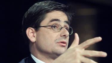 Nicolas Dufourcq, le directeur général de la Banque publique d'investissement.