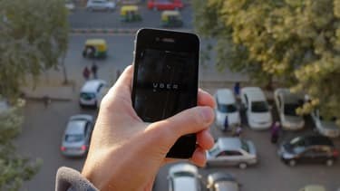 Uber  réfléchit à la voiture sans chauffeur.
