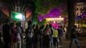 Des personnes qui attendent devant une discothèque à Berlin (photo d'illustration)