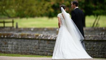 Mariage de Pippa Middleton et James Matthews, le 20 mai 2017