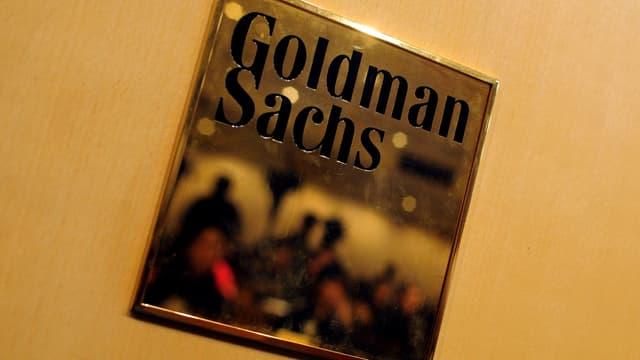 La Goldman Sachs de Shenghen n'était pas la filiale chinoise de la banque américaine.