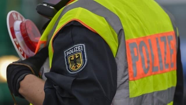 Un policier autrichien - Image d'illustration