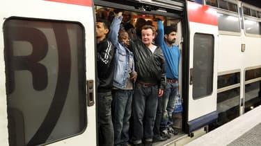 Les lignes A et B du RER risquent d'être encombrées jeudi