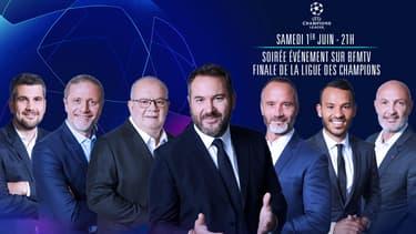 BFMTV a diffusé la finale de la Ligue des champions en direct ce samedi 1er juin 2019