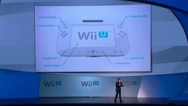 Présentation de la WiiU