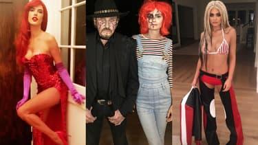 Les people se déguisent pour Halloween