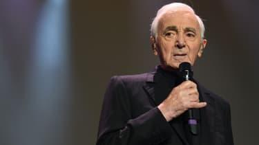 Charles Aznavour a chanté Paris toute sa carrière.