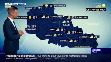 Météo Nord-Pas-de-Calais: le soleil au rendez-vous