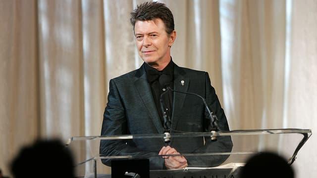 David Bowie en juin 2007