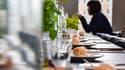 La créatrice de l'application Never Eat Alone assure n'avoir jamais vécu d'expérience désagréable en déjeunant avec ses collègues inconnus.