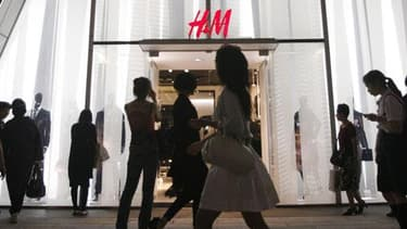 H&M veut faire recycler les vieux vêtements