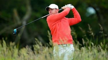 Rory McIlroy lors de l'Open d'Ecosse