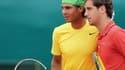 Rafael Nadal et Richard Gasquet