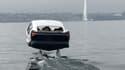 Le véhicule aéro-navale vient de réaliser des tests très concluants sur le lac de Genève