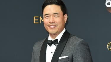 Randall Park aux Emmy Awards à Los Angeles en 2016