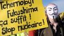 """Le réseau Sortir du nucléaire a organisé une journée de mobilisation nationale """"Tous ensemble contre le nucléaire"""", samedi."""