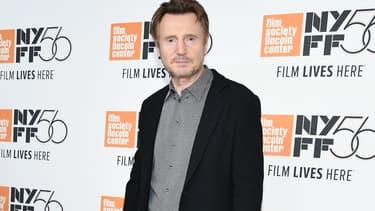 Liam Neeson en octobre 2018