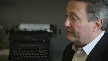 Gerard Ryle, le directeur du Consortium international des journalistes d'investigation. (Photo d'illustration)