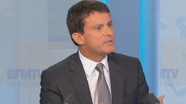 Manuel Valls appelle à un pacte national