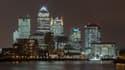 Canary Wharf abrite les gratte-ciels de plusieurs banques telles que Citigroup