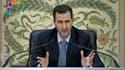Le président syrien Bachar al Assad. Le gouvernement syrien a adopté mardi un projet de loi abrogeant l'état d'urgence qui était en vigueur depuis 1963 dans le pays, selon l'agence de presse officielle Suna. /Image diffusée le 16 avril 2011/REUTERS/Syrian