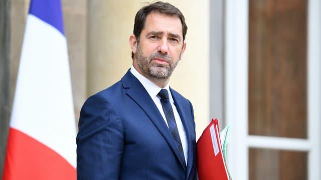 Christophe Castaner, délégué général de La République en marche et secrétaire d'Etat chargé des Relations avec le Parlement