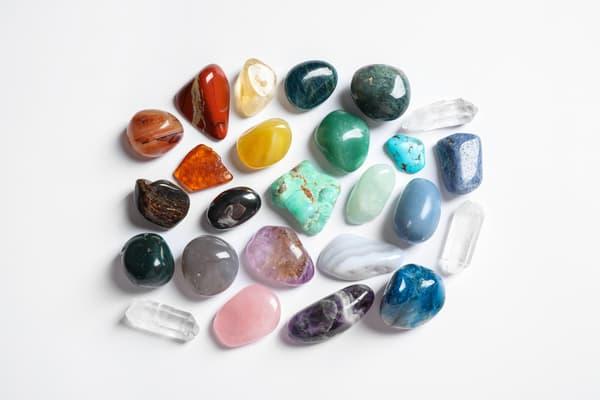 Chaque pierre possèdes ses propres vertus