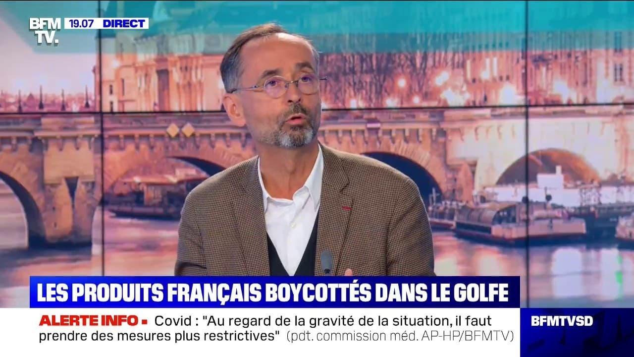 """Produits français boycottés: pour Robert Ménard, """"il y a certains pays qui choisissent l'islamisme politique, l'islamisme radical'"""