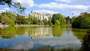Le parc Montsouris, dans le 14ème arrondissement de Paris. Image d'illustration.