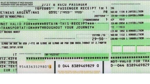 Un billet d'avion de Paris à Berlin augmentera de 13 centimes d'euro en classe économique.
