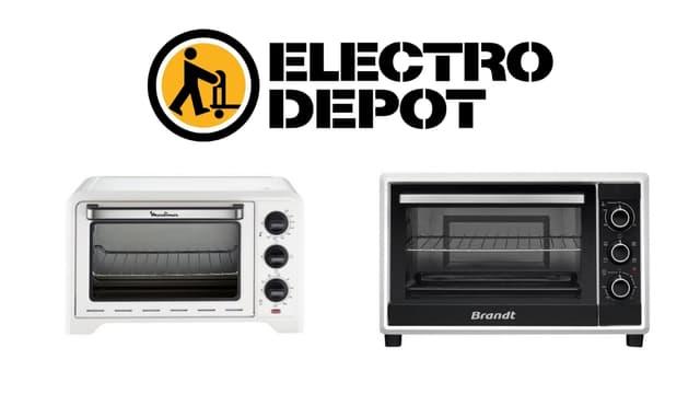 Mini four : Electro Dépôt vous équipe pour la rentrée avec 3 offres