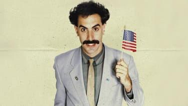 Sacha Baron Cohen dans le rôle de Borat