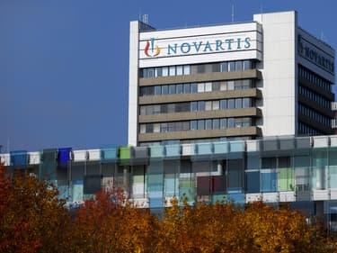 Le siège de Novartis à Bâle, en Suisse.