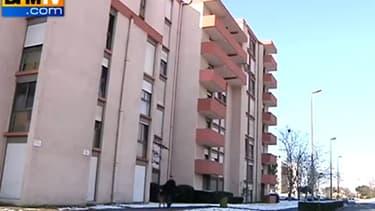 Le quartier du Mirail, à Toulouse