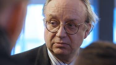 Robert Peugeot, l'un des chefs de file du clan Peugeot