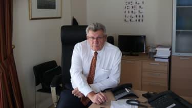 """Christian Eckert estime que le gouvernement perd deux symboles : """"les 75% et le million d'euros de revenus"""""""