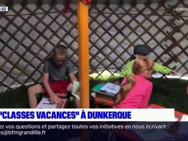 """Des """"classes vacances"""" dans des yourtes mongoles à Dunkerque"""